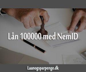 Lån 100000 med NemID