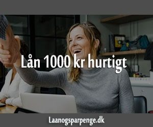 Lån 1000 kr hurtigt