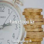 Lån 15000 kr