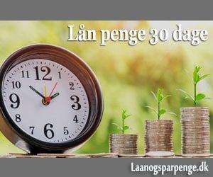 Lån penge 30 dage