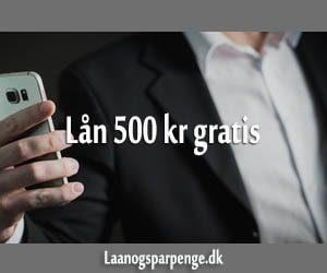 Lån 500 kr gratis